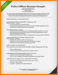 Law Enforcement Resume Template Leadership Skills Resume Sample Download Leadership Skills Resume