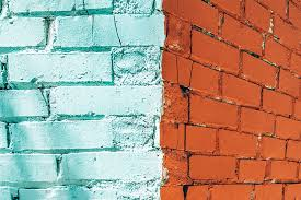 Painting A Wall To Look Like Brick How To Paint A Brick House Best Paint For Brick How To Remove
