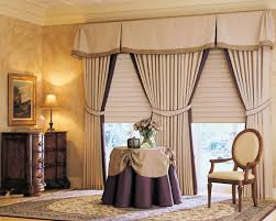 Dress Curtains Decor U0026 Tips Stunning Interior Design With Valences And Curtain