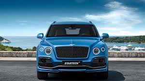 startech is the first to tune the bentley bentayga