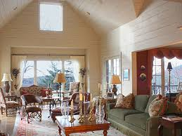 lake home interiors interior design comfortable cozy on lake toxaway nc design