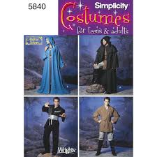 simplicity halloween costume patterns pattern for misses men u0026 teen costumes simplicity