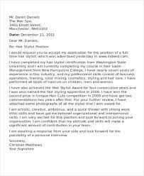 12 best images of hair salon cover letter hair stylist coverhair