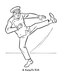 green coloring page green hornet and kato coloring pages kato kung fu fighting