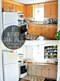 how to paint honey oak cabinets white painting oak trim white before and after how to update oak cabinets