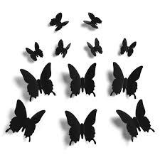 aliexpress buy 12pcs wonderful design 3d butterfly