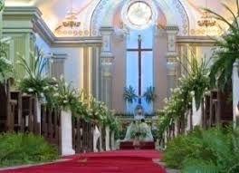 wedding church decorations church pew wedding decorations lovetoknow