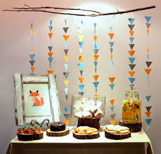 woodland baby shower decorations baby shower decoration cake ideas foxes babies and