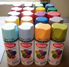 home depot spray paint colors