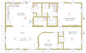 Ponderosa Floor Plan The Ponderosa Leland U0027s Cabins