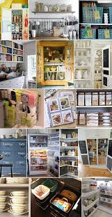 kitchen organization ideas i like the flat storage containers for