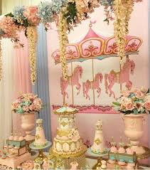 carousel baby shower 102 best baby shower carousel theme images on pink