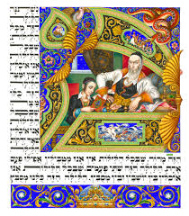 haggadah maxwell house how to make your own passover haggadah jns org