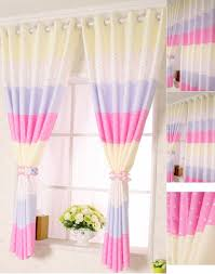 Pink And Purple Curtains Blackout Pink Purple Polka Dot Curtains