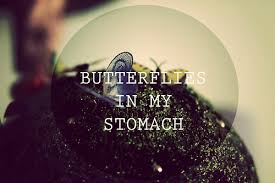 quotes about butterflies in your stomach 28 quotes