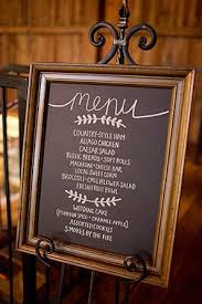 wedding chalkboard ideas best 25 wedding menu chalkboard ideas on menu