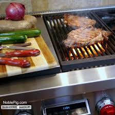 Wolf Gas Cooktops Grilling The Perfect Rib Eye Steak