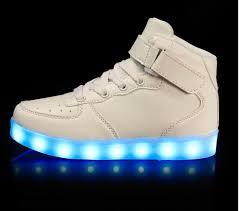 light up shoes for adults men men led 7 colors luminous men high top led shoes for adults usb