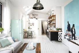 355 square feet this tiny swedish apartment has everything you could want in under