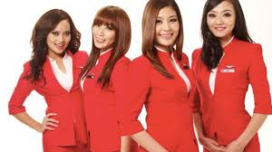 airasia uniform can see her underwear passenger writes to malaysia about airasia