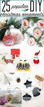 55 Easy Christmas Crafts Simple Diy Holiday Craft Ideas U0026 Projects 931 Best Christmas Images On Pinterest Christmas Trees Xmas And