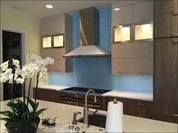 Contact Paper Backsplash by Kitchen Glass And Stone Tile Glass Subway Backsplash Light Blue