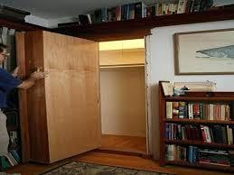 bookcase secret door bookcase hardware sliding bookcase hidden