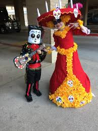 la muerte costume my suffered many burnt fingers for this our kids the book