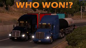 buy kenworth truck kenworth vs peterbilt american truck simulator youtube