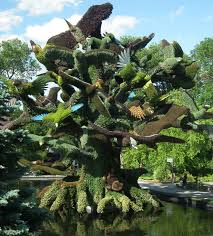 Montreal Botanical Gardens Mosaicultures Is A Hit At Montreal Botanical Garden