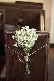 Church Decorations For Wedding Decorations For Pews For A Church Wedding Church Decor Pew