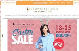 fashion e shop 16 best online fashion shop in indonesia jakarta lounge