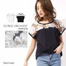 blouse nip slip futier rakuten global market tops blouse sheer sense of
