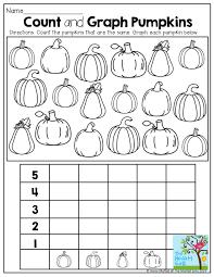 printable christmas graphs kindergarten graphing pumpkins and tons of other fun printables
