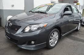 toyota corolla s 2009 for sale six auto sales inc 133 17 liberty ave richmond hill ny