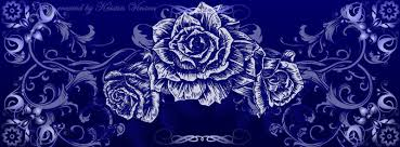 Blue Roses Blue Roses Facebook Cover By Crystalkittycat On Deviantart