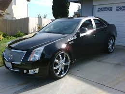 2009 cadillac cts information and photos zombiedrive