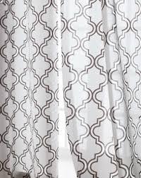 Moorish Tile Curtains Moorish Tile Drapes Look 4 Less And Steals And Deals