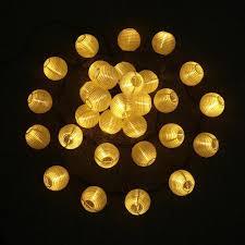 Solar String Outdoor Lights by 8pcs Fairy Globe Lantern Ball 30 Led Solar String Outdoor Lights