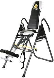 body power health and fitness inversion table body power it7200 deluxe seated inversion system amazon co uk