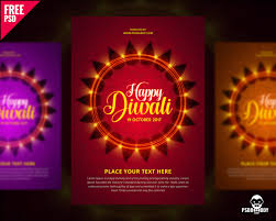 template for flyer free diwali flyer psd template u2013 uxfree com
