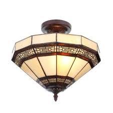 semi flush mount foyer light hton bay addison 2 light oil rubbed bronze semi flushmount light