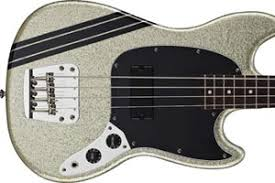 squier mustang bass squier announces mikey way signature mustang bass