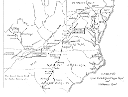 Black And White United States Map by Some Sc Early Maps