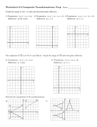 composite transformations worksheet photos dropwin