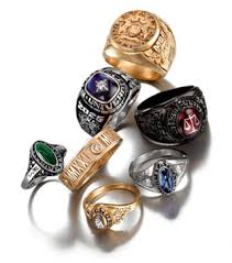 highschool class ring class ring and letter jackets greencastle high school