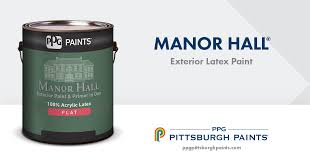 manor hall exterior paint