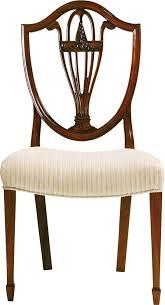baker furniture 4646 living room collector u0027s edition shield back