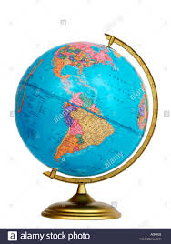Map Of Northern South America by Globe Showing North South America Stock Photos U0026 Globe Showing