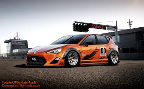 modified toyota gt86 digimods